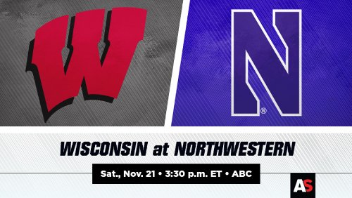 Wisconsin vs. Northwestern Football Prediction and Preview