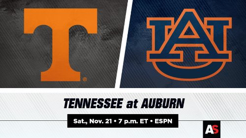Tennessee vs. Auburn Football Prediction and Preview