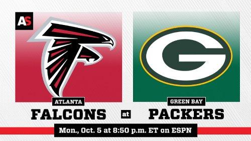 Monday Night Football: Atlanta Falcons vs. Green Bay Packers Prediction and Preview