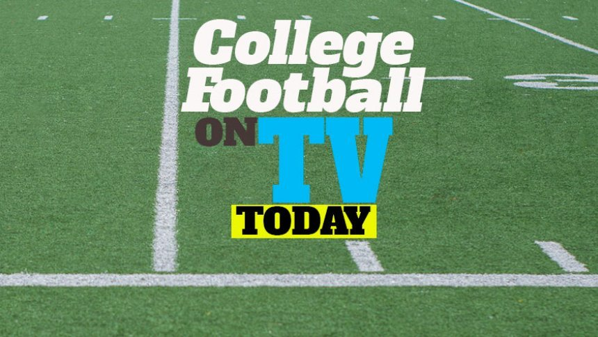 College Football Games on TV Today (Saturday, Oct. 17)