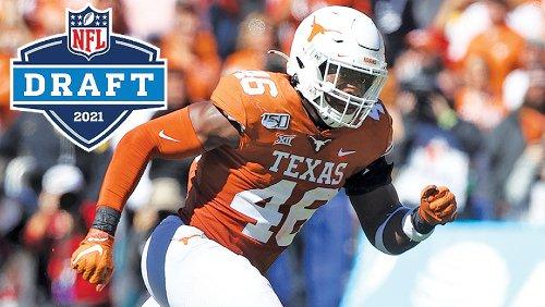 2021 NFL Draft Profile: Joseph Ossai