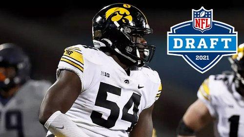 2021 NFL Draft Profile: Daviyon Nixon