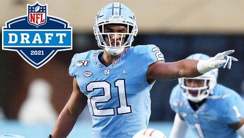 2021 NFL Draft Profile: Chazz Surratt