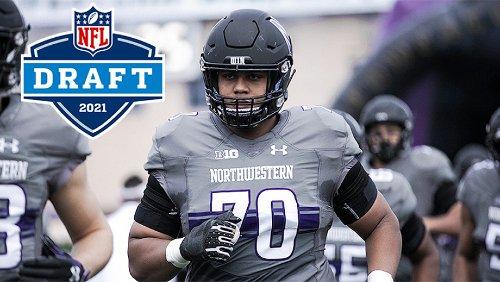 2021 NFL Draft Profile: Rashawn Slater