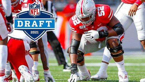 2021 NFL Draft Profile: Wyatt Davis