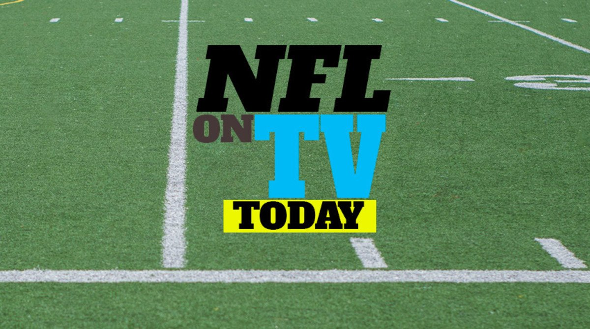 NFL Games on TV Today (Sunday, Oct. 18)