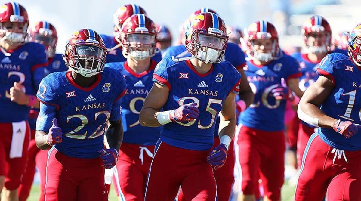 Kansas vs. West Virginia Football Prediction and Preview