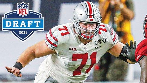 2021 NFL Draft Profile: Josh Myers