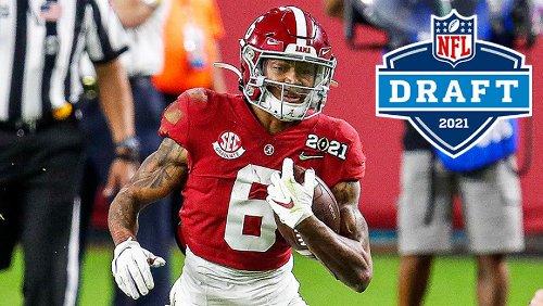 2021 NFL Draft: Wide Receiver Rankings