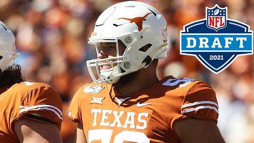 2021 NFL Draft Profile: Samuel Cosmi