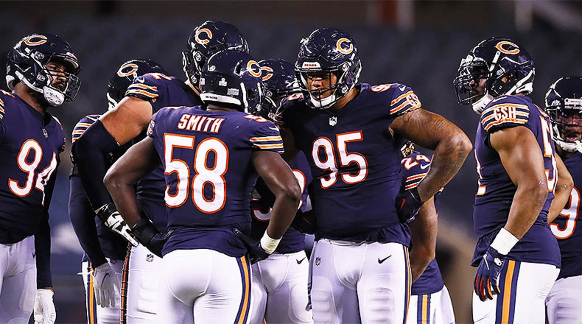 Chicago Bears vs. Carolina Panthers Prediction and Preview
