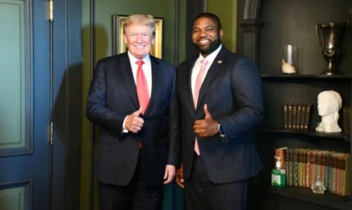 'I'm Allowed to Have My Own Thoughts': Black Republican Who Voted Against Certifying Biden's Win Upset Over Being Blocked from Joining Congressional Black Caucus
