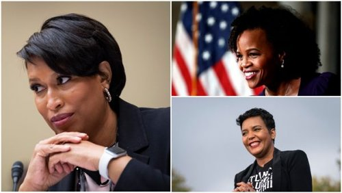 Black Women Are Making Mayoral History