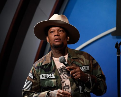 D.L. Hughley Had This to Say About Juneteenth Being Recognized as National Holiday While There Are Bans on Critical Race Theory Being Taught In Schools