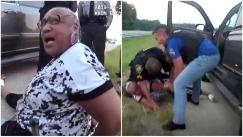 Black Woman, 68, Files Lawsuit Against Officers Who Snatched Her from SUV By Her Hair, Then Bragged About Grabbing a 'Handful of Dreads'