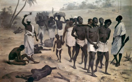 23andMe Genetic Study Found Significant DNA from Present-Day Nigeria, Overrepresentation of European Men In Descendants of Enslaved Africans
