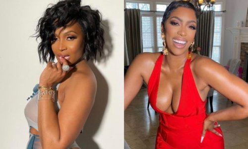 'You Reaching a New Low': Marlo Hampton Claps Back at Porsha Williams After She Claims 'RHOA' Star Accused Her of Doing Drugs