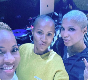 'Y'all Look Like Triplets': Jada Pinkett Smith's Birthday Video with Toni Braxton and MC Lyte Derails When Fans Say They Look Alike