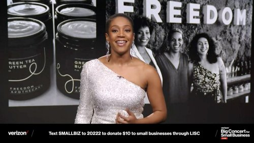 'Stop Being Small Minded': Tiffany Haddish On How She's Helping to Create Generational Wealth for Hundreds of Families by 2022