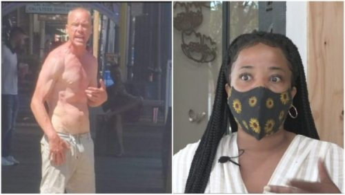 'The Hatred and Evil In His Eyes': Sacramento Man Faces Charges of Vandalism and a Hate Crime After Attacking Black Female Business Owner