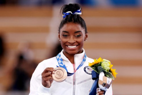 'She Was Representing Us All': Simone Biles Continues to Garner Support from Fans After She Says 2024 Paris Olympics is 'on the Back Burner'