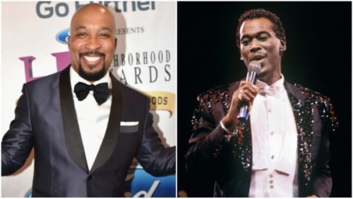 'He Made Me': Nephew Tommy Gets Emotional As He Reveals How Luther Vandross' Death Led to His Morning Show Career with Steve Harvey
