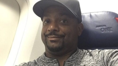 'It's Drama': Alfonso Ribeiro Says He Has 'Nothing to Do with' 'Fresh Prince of Bel-Air' Reboot Produced By Will Smith