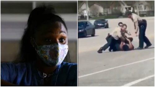 'Trying to Arrest Me for Walking': Memphis Woman Involved In Violent 2020 Arrest Speaks Out, Says Officers Tackling Her to the Ground Caused Her to Suffer a Miscarriage