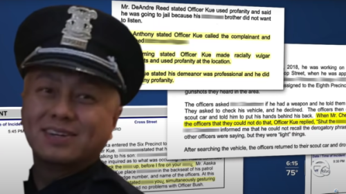 'A Gangster with a Badge': Detroit Sergeant Who Has Been the Subject of 85 Complaints and Cost Taxpayers $830K from Lawsuits, Is Finally Taken Off the Street