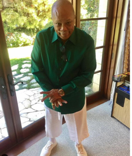 'They Kicked My Butt': Quincy Jones Admits His Daughters Staged an Intervention After His Scandalous Interviews in 2018