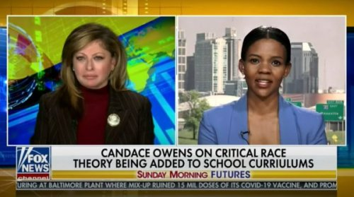 Candace Owens Says It's Time to Pull Kids Out of Schools Because They Are Being Taught 'How to Hate White People'