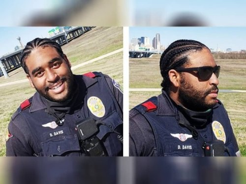 'A Hairstyle Is a Fireable Offense?': Black Dallas Transit Cop Details Being Reprimanded By Department for His 'Unprofessional' Hairstyle