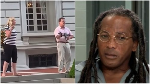 Missouri Governor Pardons Couple Who Pointed Guns at BLM Protesters. A Black Man Who's Spent 40 Years In Prison for Crime Prosecutors Say He Didn't Commit Remains In Prison