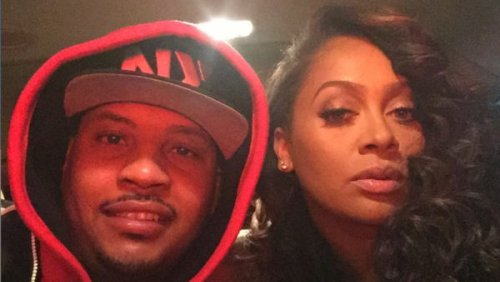 Yikes: La La Anthony Files for Divorce from Carmelo Anthony As Rumors Continue to Swirl About the NBA Star Getting a Second Woman Pregnant