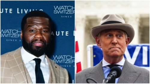 50 Cent Hits Back at Roger Stone After the Trump Henchman Accuses Him of Ripping Off BMF Founder Big Meech