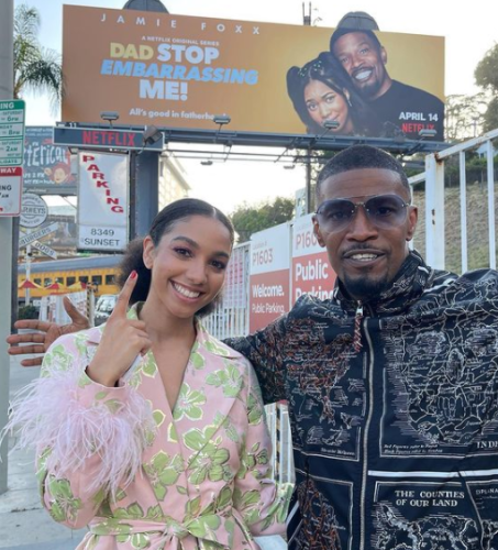 'It's Like Subliminal Torment': Jamie Foxx Shares What He Did About His Daughter, Corrine Foxx's, Ex-Boyfriend