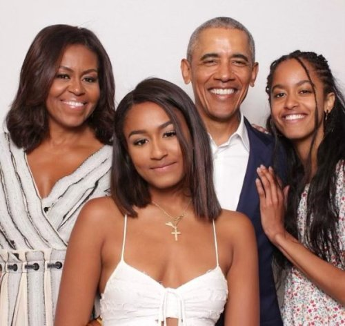 'Getting a License Puts Fear In Our Hearts': Michelle Obama Says She Worries for Malia and Sasha When They Go Out Driving