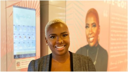 'Oh My God, We Need This!': Avid Traveler Turned Entrepreneur Launches Beauty Vending Machine Business for Black Women on the Go