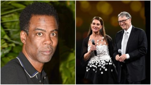 Chris Rock Weighs In on Bill and Melinda Gates' Divorce After It Emerges She's Using Same Divorce Attorney Rock Used