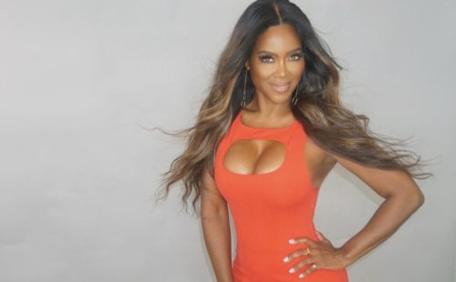 'My Breasts Never Stopped Growing': Kenya Moore Reveals She Had a Breast Lift and Reduction Following Her Daughter's Birth — See Before and After Photos