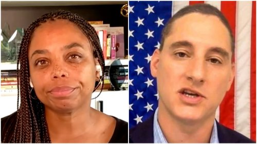 'Obnoxious Moron': Ohio GOP Senate Candidate Josh Mandel Melts Down After Jemele Hill Calls Out His 'Peak Caucasity' for Attempting to Lecture MLK's Daughter
