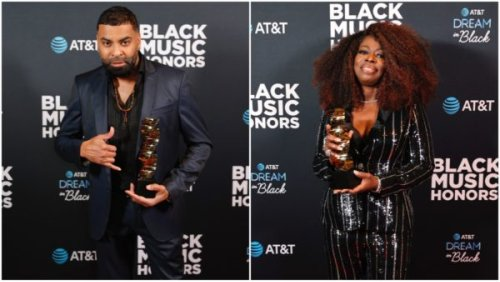 'Wolves Were Taking A Lot of My Money': Ginuwine and Angie Stone Reflect on the Ups and Downs In Their Careers, Jodeci and Betty Wright Ahead of 2021 Black Music Honors