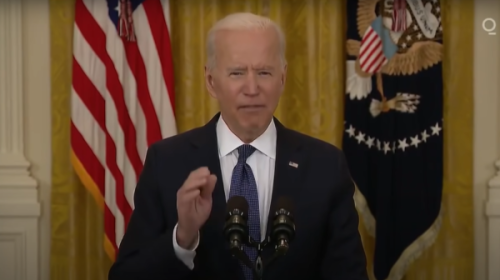 'It's About Your Dignity': Biden Urges Americans to Accept a 'Suitable' Job or Lose Unemployment Benefits Following Disappointing April Jobs Report