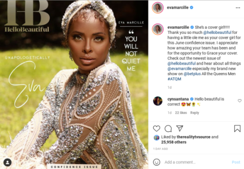 Eva Marcille Addresses Controversial 'Nappy Head' Comment, Accuses Porsha Williams of a Similar Remark with No Backlash