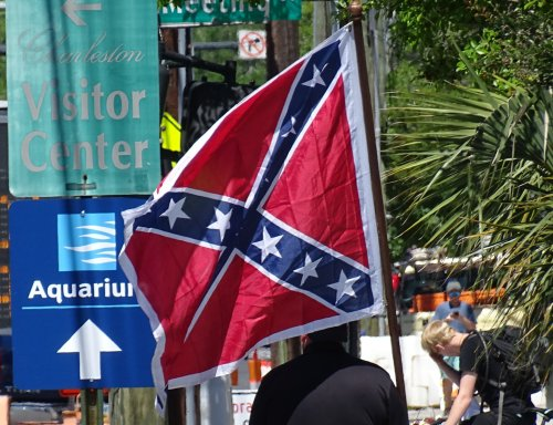 New York Court Tells Mother of Multiracial Child to Remove Confederate Flag Imagery from Driveway or Face the Consequences