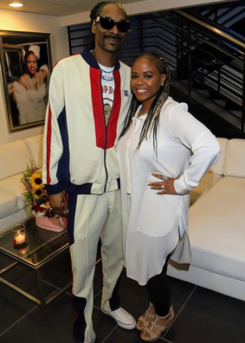 Why Snoop Dogg Decided to Appoint His Wife as His Personal Manager After Joining Def Jam