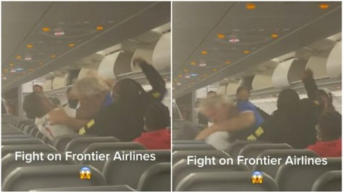 'Can You Wait?!': Impatient White Passengers Berate Other Passengers Who Stepped In to Help a Black Man Tackled for Allegedly Taking Too Long to Grab His Bag