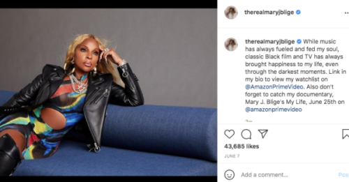 'I Had to Show People Where All This Pain Came From': Mary J. Blige Gets Real About Music Being Her 'Testimony' While Coping With Trauma During Her 'My Life' Music Era