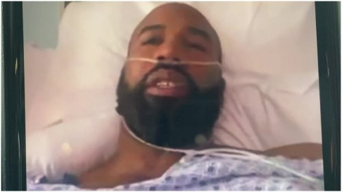'I Pray That I Wake Up In The Morning': Army Veteran Speaks Out From Hospital Bed as He Fights for His Life After COVID-19 Diagnosis