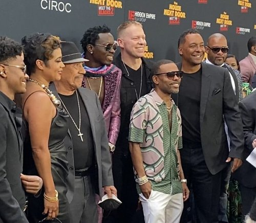 'The House Next Door: Meet The Blacks 2' Premiers In Hollywood with a Star-Studded Event
